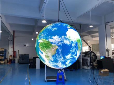 LED球形显示屏应用案例