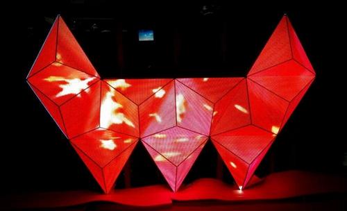 异形LED显示屏常见的类型