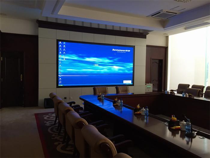 LED智慧会议屏解决方案